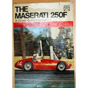 Librairie automobile SPE, The Maserati 250F