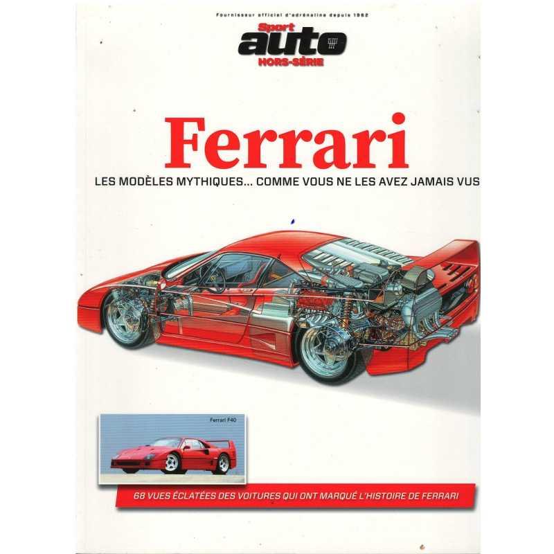 Sport Auto Hors-Série FERRARI n°34 - 3781456314909