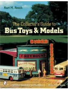 Bus Toys And Models - Price guide
