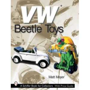 Vw Beetle Toys - Price guide