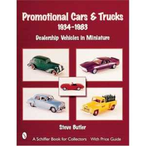 Promotional Cars and Trucks Price Guide