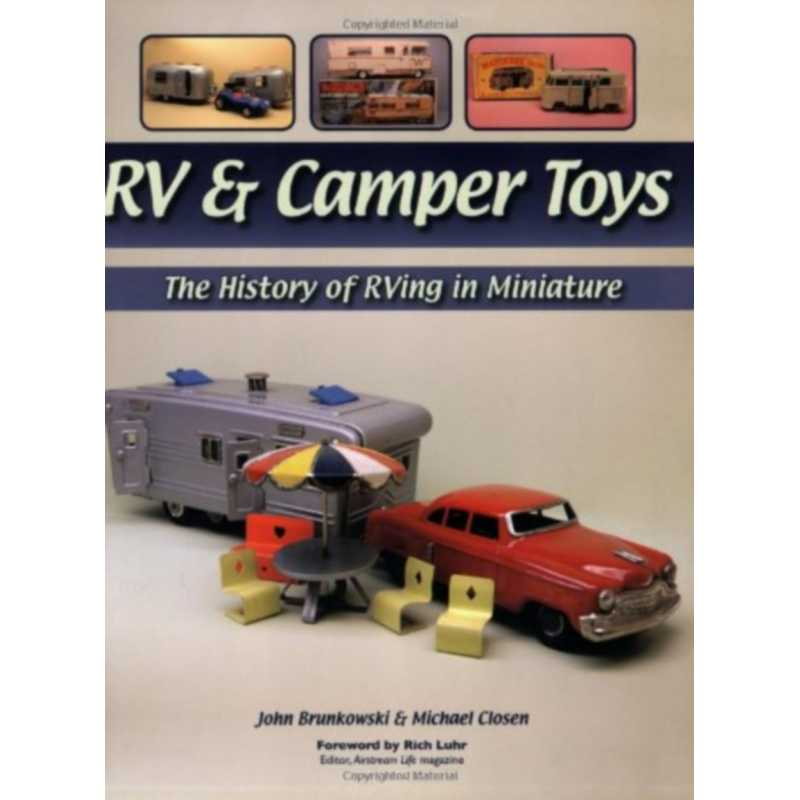RV and Camper Toys 9781583882078