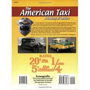 The American Taxi 9781583881767