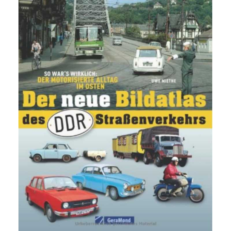 Transport routier en RDA