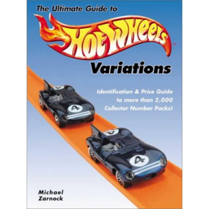Guide to Hot Wheels Variations