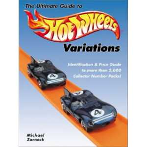 9780873493482 The Ultimate Guide to Hot Wheels Variations