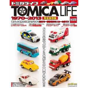 TOMICA LIFE 1979-2013 9784777013555