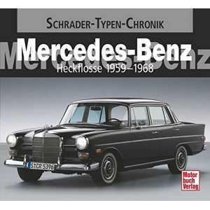 Mercedes-Benz: Heckflosse 1959-1968
