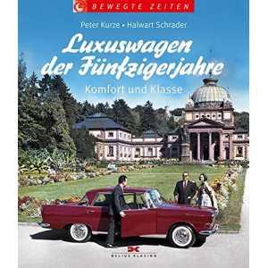 Luxuswagen der Fünfzigerjahre: Komfort und Klasse