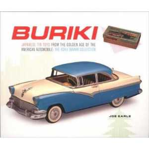 Buriki - Japanese Tin Toys 9780300151572