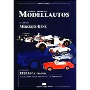 Modellautos der Marke Mercedes-Benz 9783000045103