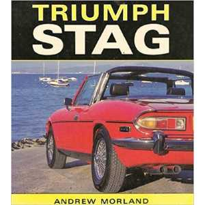 Triumph Stag   9781855321861