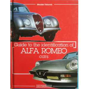 Guide To Identification Of Alfa Romeo Cars 9788879112338