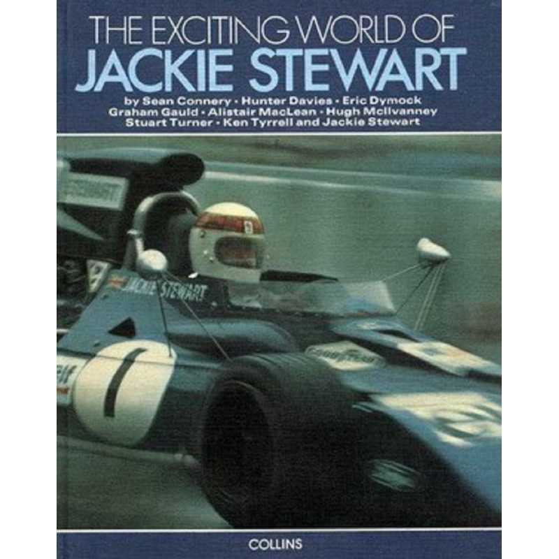 The Exciting world of Jackie Stewart 9780001061835