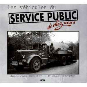Les véhicules du service public de chez nous