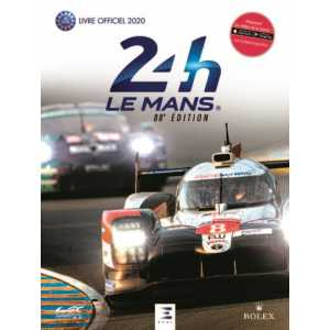 Les 24 Heures du Mans 2020  Le livre officiel 9791028304393