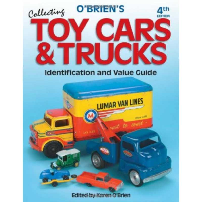 O'Brien's Toy Cars and Trucks