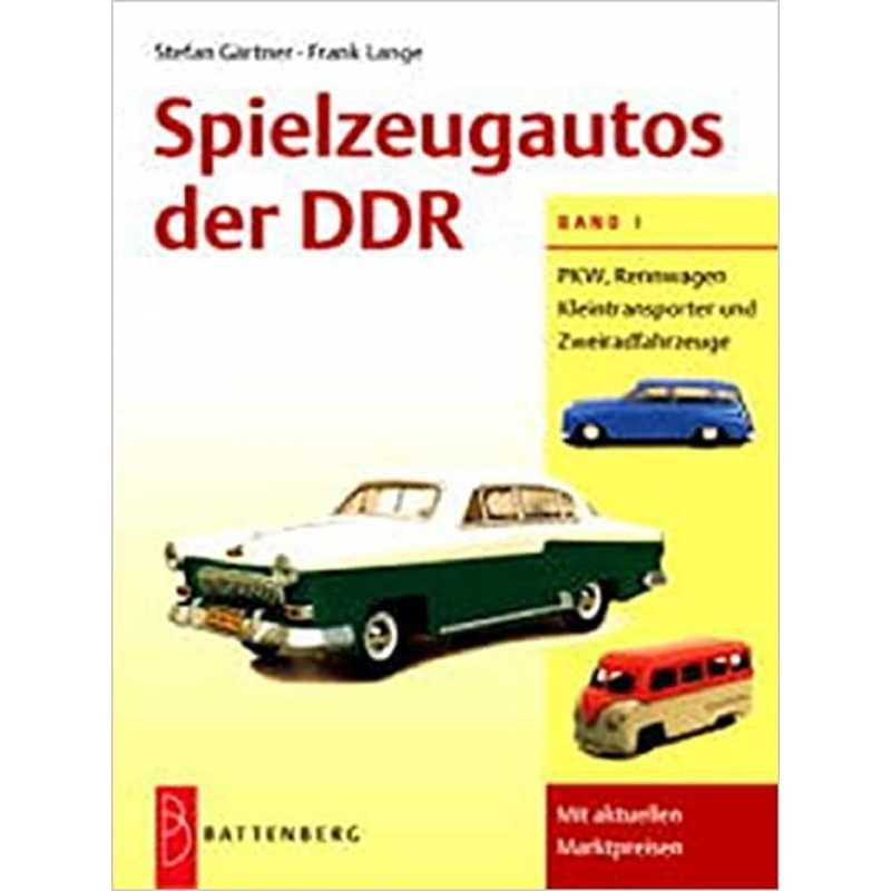 Spielzeugautos der DDR Band 1 9783894415068