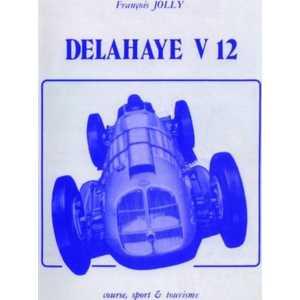 Delahaye V12 ,9782914920643