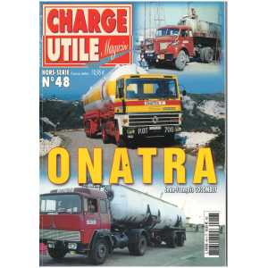 TRANSPORT ONATRA - Hors Série Charge Utile N°48