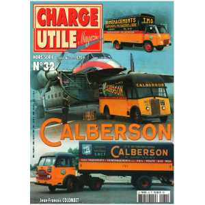 CALBERSON - Hors Série Charge Utile N°32