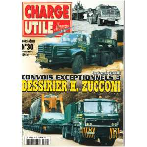 CONVOIS EXCEPTIONNELS Tome 3 - Hors Série Charge Utile N°30