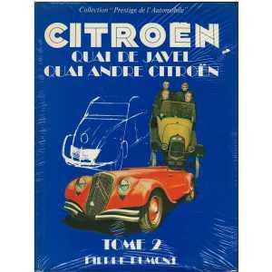 Citroën Quai de Javel Quai André Citroën Tome 2