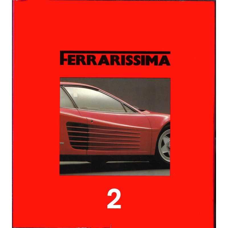 FERRARISSIMA 2  FERRARI TESTAROSSA 1984