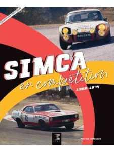SIMCA EN COMPETITION 1969-1974 / Patrick Affouard / ETAI / 9791028304300