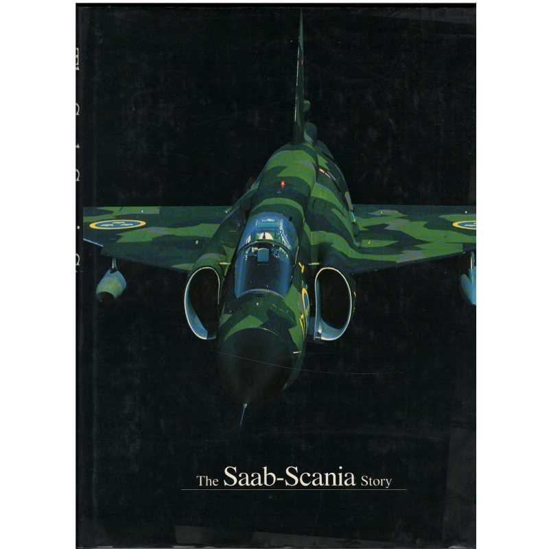 Saab Scania Story  9789178860142