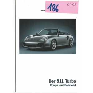 Catalogue PORSCHE 911-996