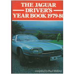Jaguar Driver's Year Book 1979-80 / Paul Skilleter / 9780906234044