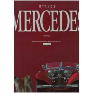 Mythos Mercedes - Limitierte Sonderausgabe / Peter Vann / 9783613016392