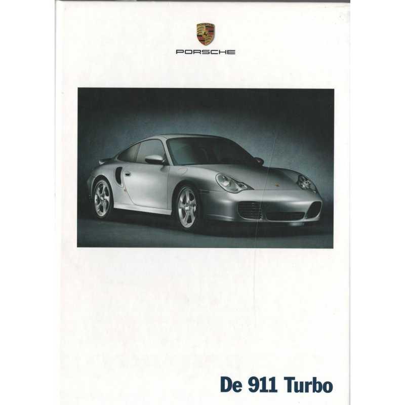Catalogue De 911 Turbo 07/2002