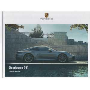 Catalogue PORSCHE 911-992  De nieuwe 911 (Néerlandais) 11/2018