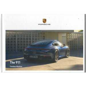 Catalogue PORSCHE 911-992 - The 911 (Anglais) 05/20