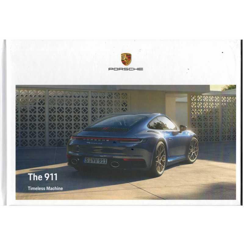 Catalogue PORSCHE 911-992 - The 911 (Anglais) 05/20