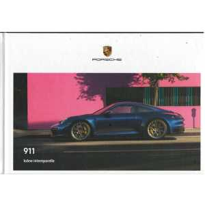 Catalogue PORSCHE 911-991 The 911 (Anglais) 09/19
