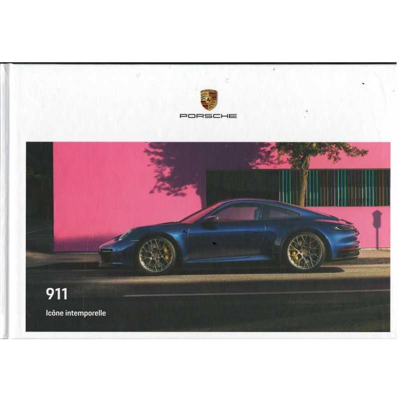 Catalogue PORSCHE 911-991 The 911 (Anglais) 09/19