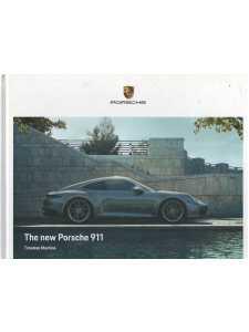 Catalogue PORSCHE 911-992 The new 911 Carrera S - Carrera 4S (Anglais) 118