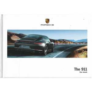 Catalogue PORSCHE 911-991 The 911 (Anglais) 03/17