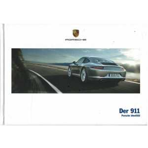 Catalogue PORSCHE 911-991 Der 911 (Allemand) 03/15