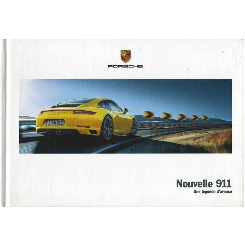 Catalogue PORSCHE 911-991 Coupé - Cabriolet - Targa (Français) 10/15