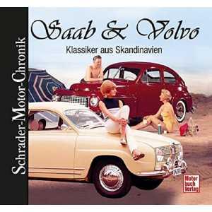 9783613033443 -Saab et Volvo: Klassiker aus Skandinavien