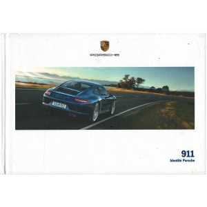 Catalogue PORSCHE 911-991 Coupé - Cabriolet (Français) 03/14