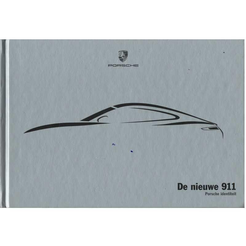 Catalogue PORSCHE 911-991 De nieuwe 911 (Néerlandais) 08/11