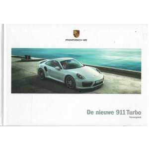 Catalogue PORSCHE 911-991 Turbo - Turbo S (Néerlandais) 06/16