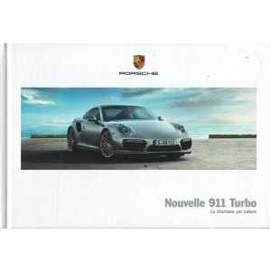 Catalogue PORSCHE 911-991 Turbo - Turbo S (Français) 12/15
