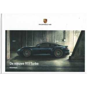 Catalogue PORSCHE 911-992 Turbo - Turbo S (Néerlandais) 07/20