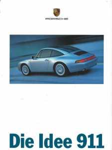 Catalogue PORSCHE 911-993